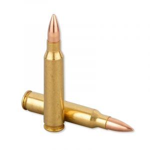 50 Rounds of BVAC .223 Rem. Ammunition 50 Rounds in a Poly Bag of FMJ 55 Grains Ammunition in Reloaded Brass R22355
