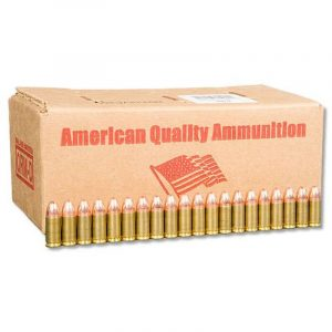 American Quality 9mm Luger Ammunition 50 Rounds