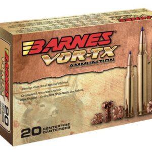 Barnes VOR-TX 5.56X45MM 70 GR. TSX-BT 20 RDS
