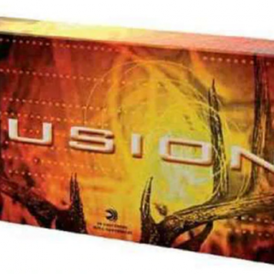Federal F65CRDFS1 Fusion 6.5 Creedmoor 140 GR SP 20 Rounds