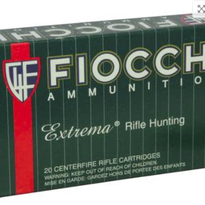 Fiocchi Extrema Ammunition 6.5 Creedmoor 129 Grain Hornady SST Box of 20
