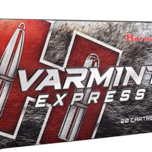 Hornady 81481 Varmint Express 6.5 Creedmoor 95 GR V-Max 20 Rounds