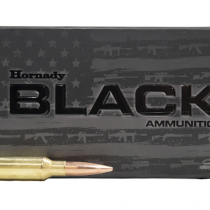 Hornady Black 6.5 Creedmoor 140 grain Boat Tail Hollow Point (Box of 20 Rounds)
