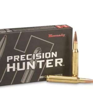 Hornady Precision Hunter, .270 Winchester, ELD-X, 145 Grain, 20 Rounds