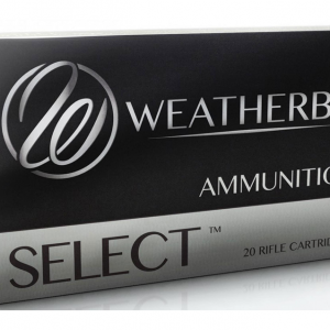 Weatherby Select Ammunition 270 Weatherby Magnum 130 Grain Hornady Interlock Box of 20