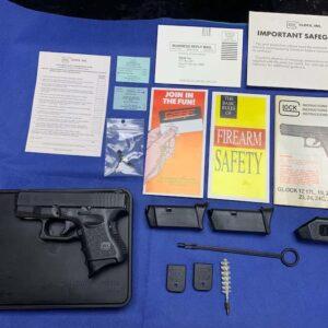 Glock 26 Gen 2.5 1998 Year