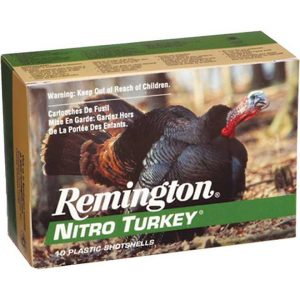 Remington Nitro Turkey Buffered Magnum Load 12 Gauge Shotshells