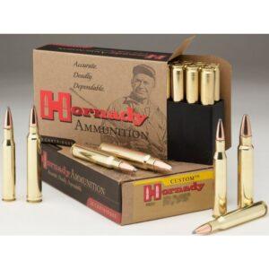 Hornady .243 100GR BT SP Ammunition – 8046