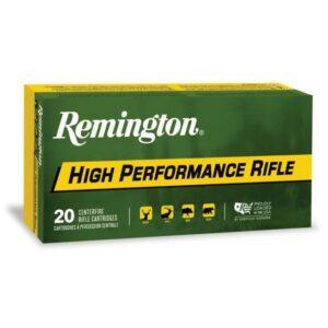 REMINGTON HIGH-PERFORMANCE 120 GR HPBT .6.5 GRENDEL AMMO – R65GR1