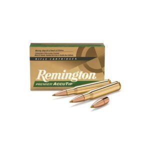Remington Premier AccuTip, .30-06 Springfield, AccuTip-BT, 180 Grain, 20 Rounds