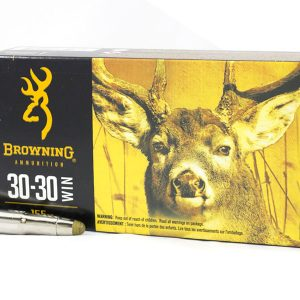 Browning 30-30 Win 155 gr BXR Deer 20/Box
