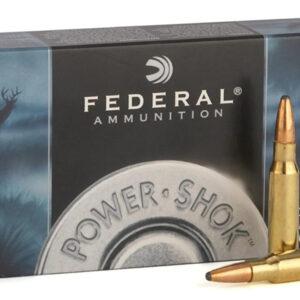 Federal 30-30 Win 170 gr Soft Point RN Power-Shok 20/Box